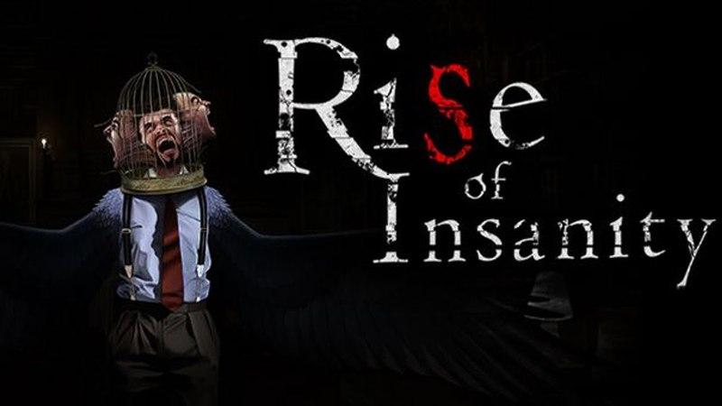 Rise of Insanity - я снова боюсь хорроров
