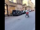 Тест-драйв стальной Taga в Санкт-Петербурге на Фонтанке