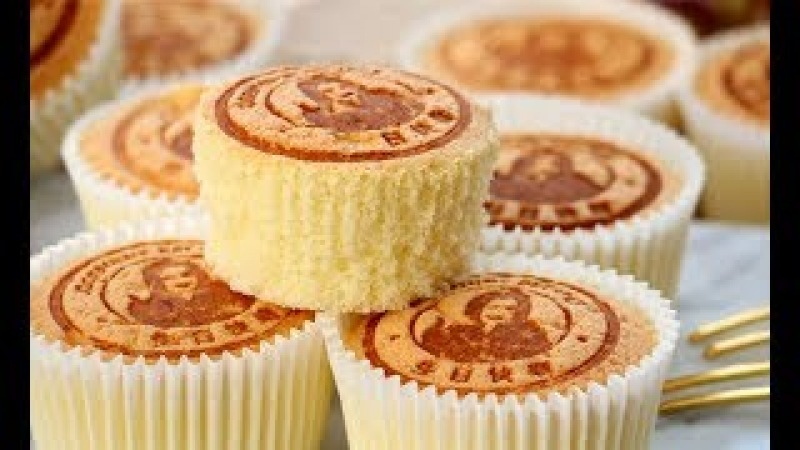 How To Make Fluffy Cupcakes Cotton Soft Butter Sponge Cake Recipe