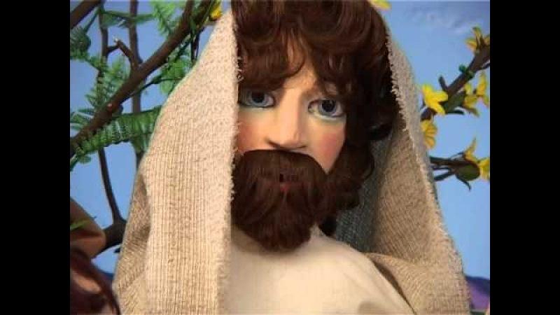 Живи, как говоришь - Элин Дворик. христианский мультфильм