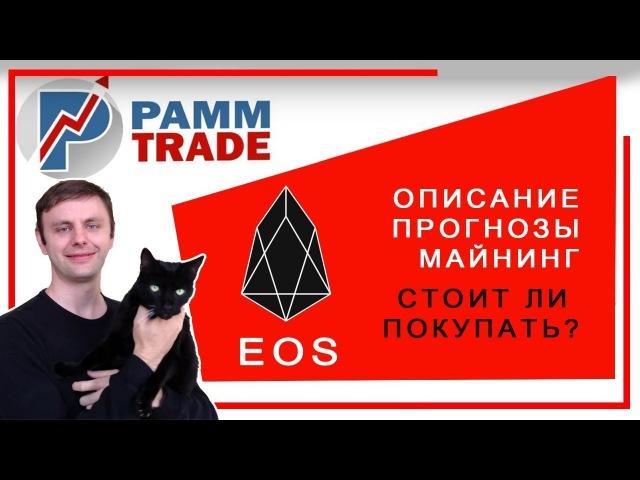Криптовалюта EOS: обзор, стоит ли покупать? Перспективы и как майнить!