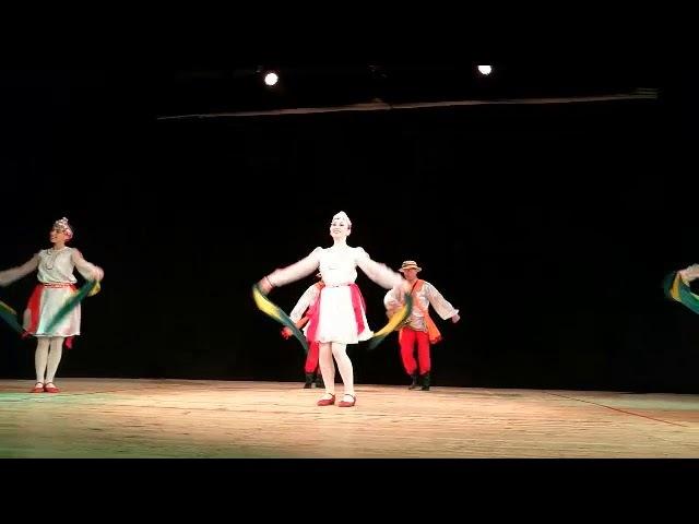 Танец луговых марийцев. МАУК МХА Ижевск
