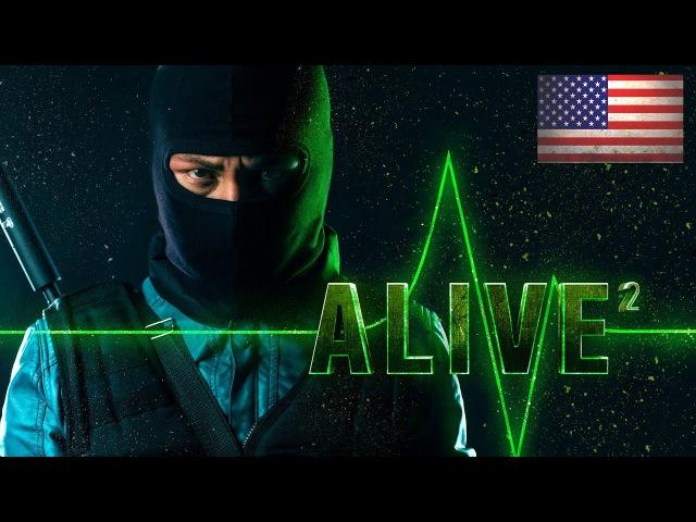 Alive 2 - CS:GO vs CS 1.6 Movie by MiX(eP)   [ENG]
