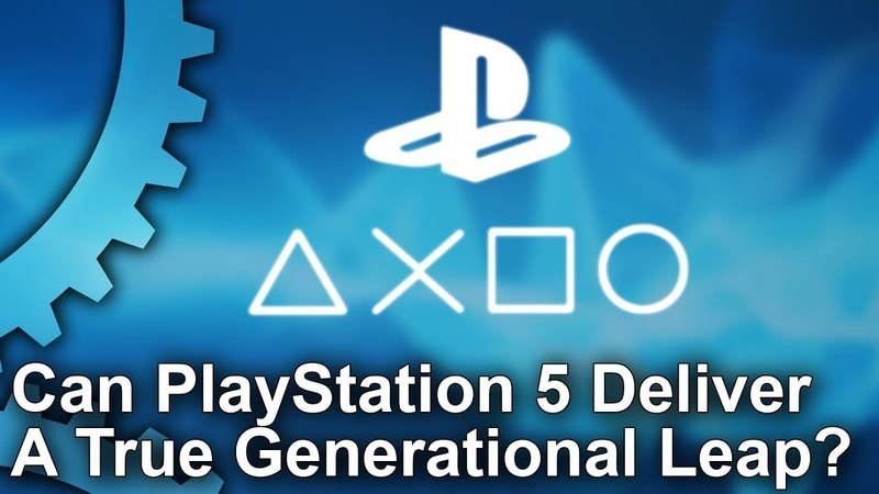 PlayStation 5 When Can Sony Deliver A True Generational Leap