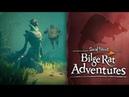 Official Sea of Thieves Bilge Rat Adventures The Sunken Curse