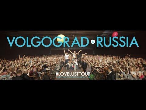 Концерт Thirty Seconds To Mars LOVE LUST TOUR VOLGOGRAD Волгоград 13.03.2015