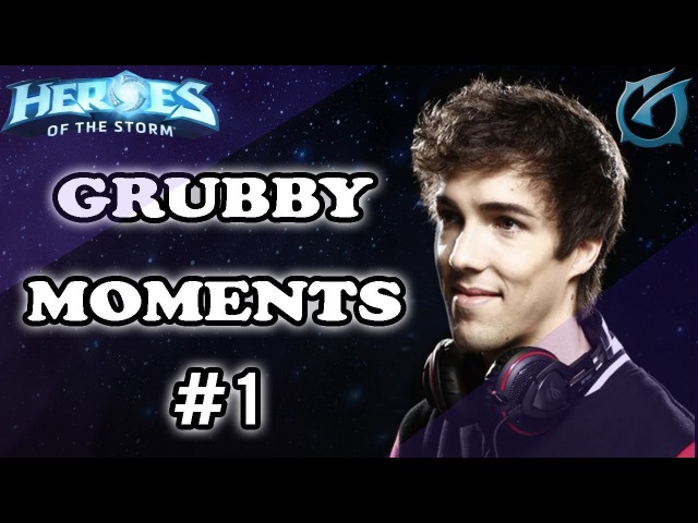 Grubby | Heroes of the Storm - Grubby Moments 1