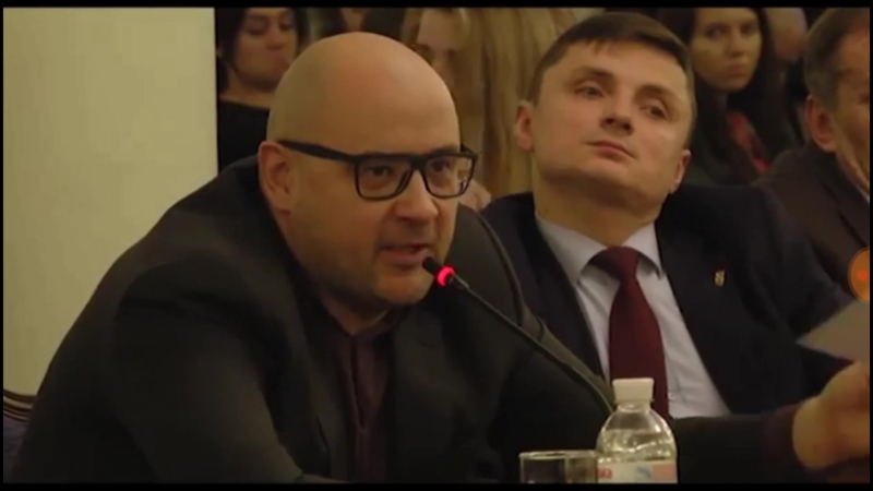 Талант журнашлюхи от канала 11 про законопроект 2245 от 17.12.17 24 часа