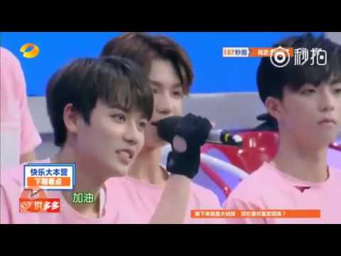 [Preview] NINEPERCENT On Happy Camp Next Week Episode (June 2)