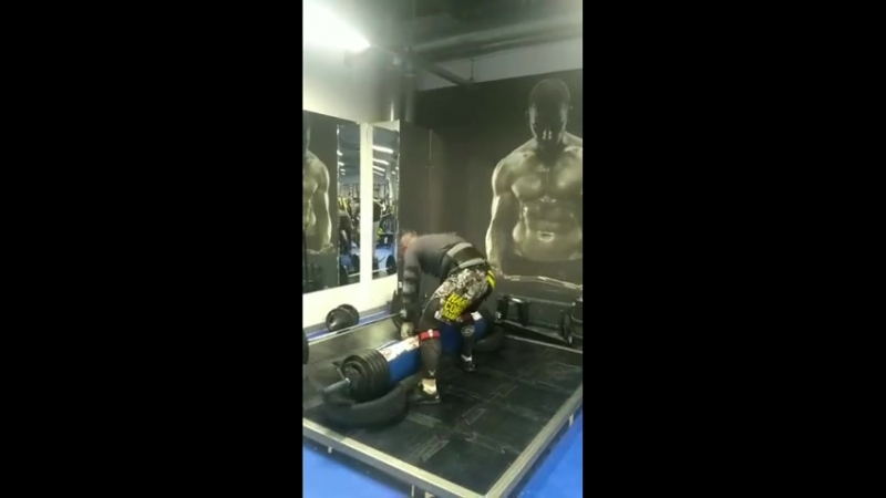 Кобанов Артём логлифт 150 кг MoscowStrongmanTeam