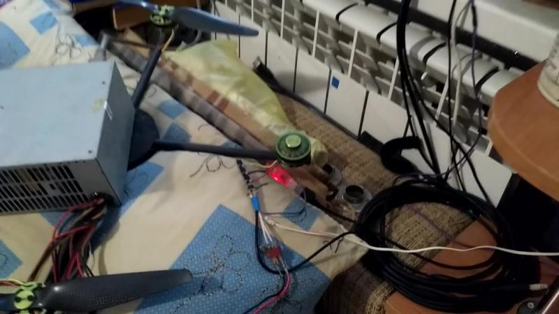 Самодельный BLDC контроллер