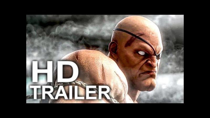 STREET FIGHTER 5 Sagat And Blanka Trailer Season 3 Reveal PS4 (PSX 2017)