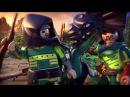 Koruyucular Kötü Ejderhalara Karşı Çizgi Sinema Eğlenceli Çocuk Video PLAYMOBIL