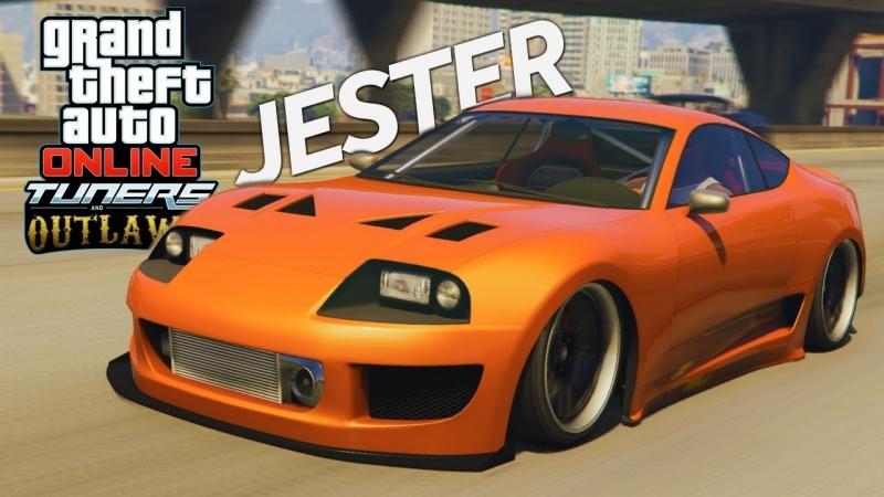 [GTA Wise Guy] GTA 5 UNRELEASED SUPRA! Dinka Jester Classic Customization and Gameplay