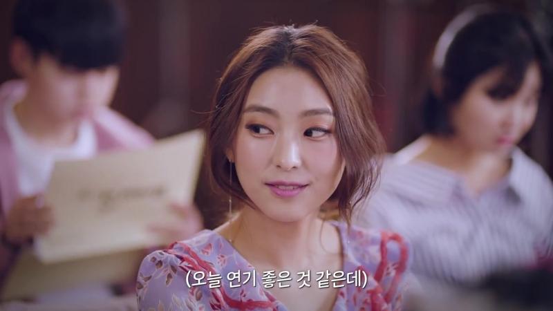 윤보라 (Yoon Bora) X ROMISTORY CM 1st