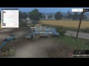 Комбайн Бизон БС 5110 для Farming Simulator 2015