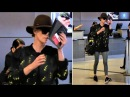 Charlize Theron Stunning At LAX Despite Her Modesty