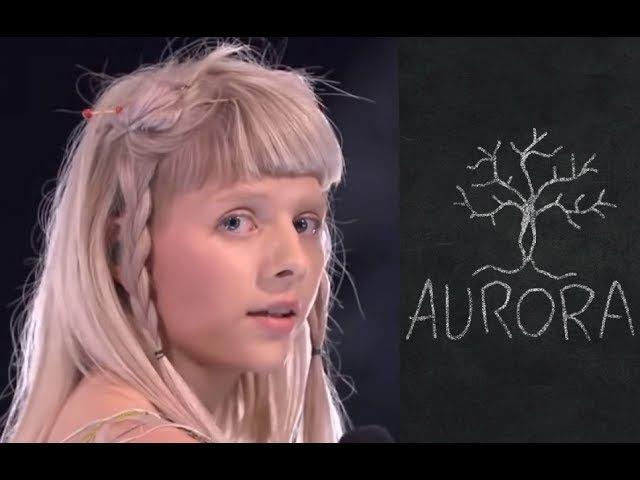 AURORA - It Happened Quiet [New Masterpiece]subt.lyrics Nidaros Cathedral 02/11/2017