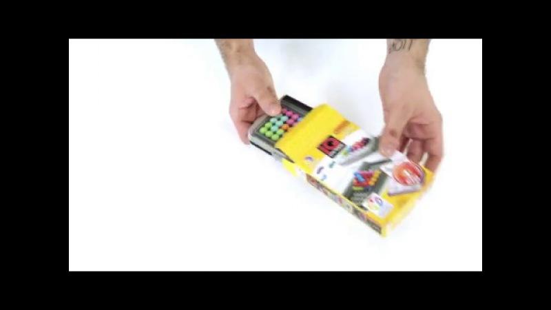 IQ-Спутник гения - логическая игра BONDIBON SMARTGAMES