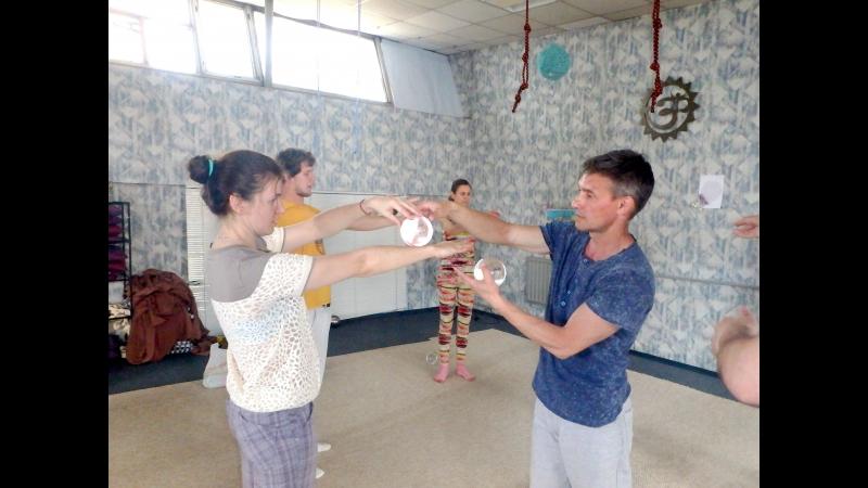 ЗОЖ встреча контактное жонглирование 20 мая 2018