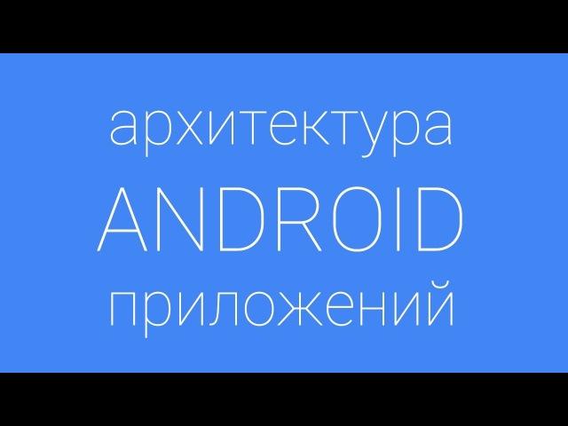 Лекция 6 по архитектуре Android. Unit тестирование. Test Driven Development