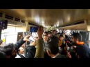 Dengbejler Zahiro ve Mihemedé Beyro İstanbul Metrosunun da klam söyledi