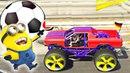Мультики про машинки гонки - Супер ДЖИП !! Видео игра для детей - Новые мультфильмы 2017