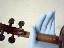 Old Amati Violin