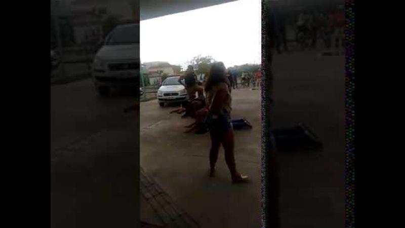 Policiais agridem mulheres com tapa na cara em Salinas