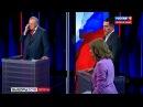 Дебаты кандидатов в президенты Собчак довели до слез, шоу для избирателей