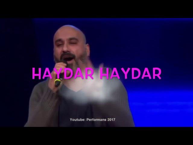 Stüdyoyu Yıktı Geçti Dodan Özer Haydar Haydar - Avşar Elleri - O Ses Türkiye 24 Aralık 2016
