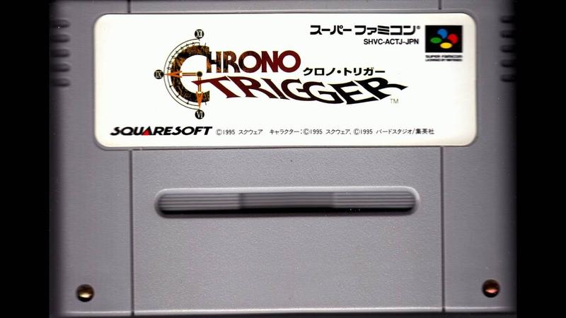 [Super Nintendo Music] Chrono Trigger - Full Original Soundtrack OST OSV extras