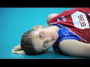 Top 10 Crazy Actions by Irina Fetisova Ирина Фетисова Russian Volleyball