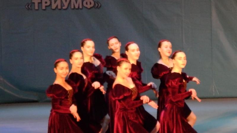 Образцовый хореографический коллектив Колибри Улыбка Моны Лизы