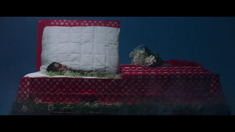 CA$TRO GUAPO - DIE IN SUPREME ft. Nessly