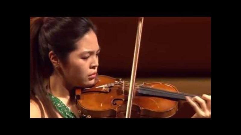 Jiyoon Lee Sonata for solo violin No 4 Op 27