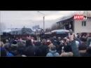 Народный бунт в Подмосковье ОМОН спрятался за забором
