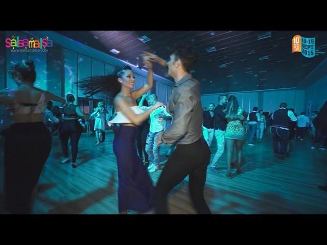 VERONICA LOPEZ ERSIN ALTAS SALSA | MUSIC DJ ORHUN | 10.SALSA JAM IN CYPRUS!