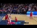 ENES KANTER HUGE PUTBACK DUNK VS 76ERS NBA XMAS