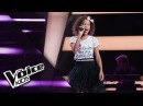 Nikia - Who's Loving You | The Voice Kids 2018 | The Blind Auditions