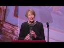 Glenda Jackson wins Best Actress at the Evening Standard Theatre Awards