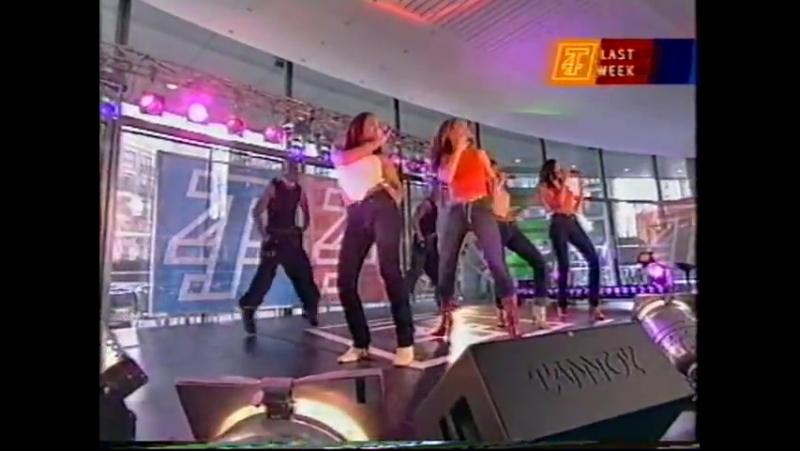 Destinys Child - Say My Name (Live @ TV4 11.03.2000)
