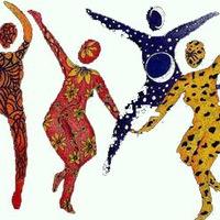 Логотип ТАНЦЫ БЕЗ ПРАВИЛ. Группа свободного движения
