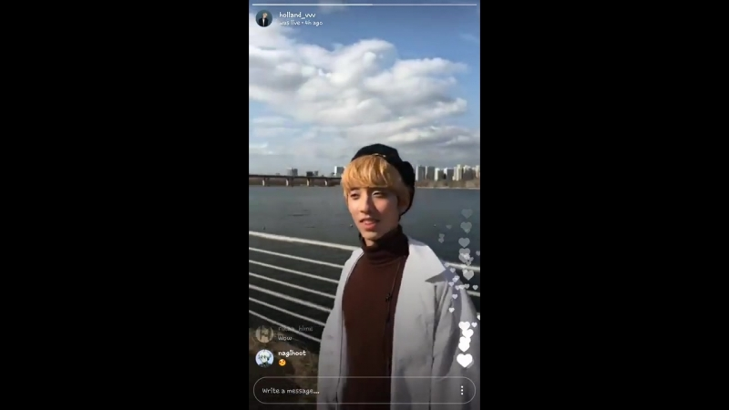 Instagram Holland vvv 180314