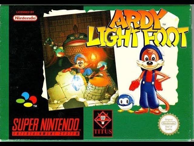 Ardy Lightfoot snes ost