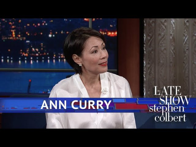 Ann Curry: I Learned To Cuss In The Newsroom