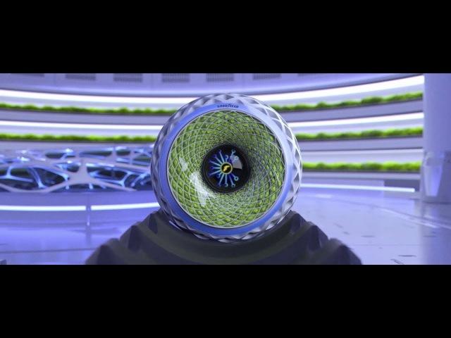 Разработаны шины вырабатывающие кислород