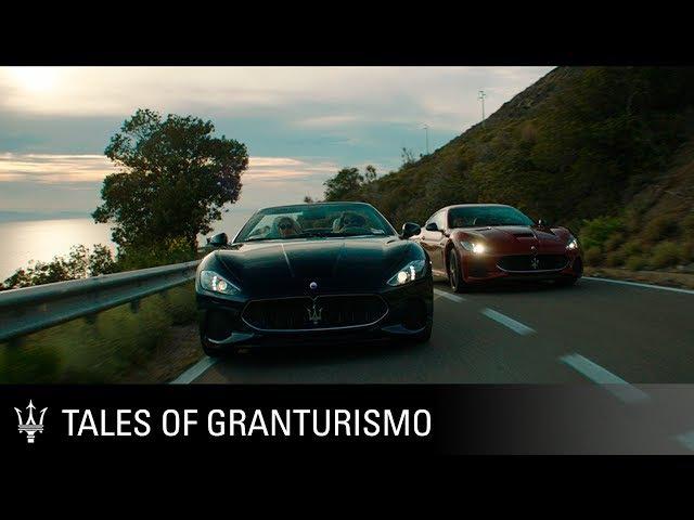 Maserati. Tales of GranTurismo