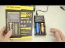 Зарядные устройства | Nitecore d2 | Xtar MC1 |