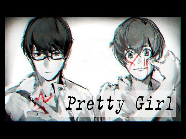 「AMV」 Zankyou no Terror - Pretty Girl
